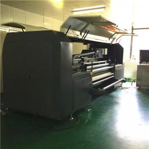 Best Inkjet Digital Textile / Cloth Printing Machine With Japan Kyocera Print Head wholesale