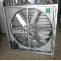 Wholesale industry greenhouse pig house poultry house wall mounted metal belt driven exhaust fan with good price from china suppliers
