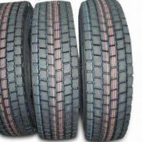 Wholesale Truck Tire Series with Advantage of Low Fuel Consumption, Wearable Tread, and Puncture Resistance from china suppliers