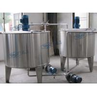 Buy cheap Stainless Steel Mixing Tank from wholesalers