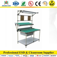 Wholesale 10kg Static Dissipative PVC Laminate Cleanroom Bench from china suppliers