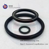 Wholesale Filled PTFE Spring Energized Lip Seal,PTFE Double Lip Oil Seal,PTFE CARBON GRAPHITE Black Seals from china suppliers