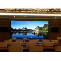 ROHS P4 Indoor Full Color Led Display Led Stage Screen For Business