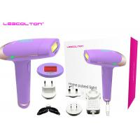 Wholesale Lescolton T009s Ipl Laser Hair Removal Machine 2 In 1 Epilator 22.9*19.1*9.3cm from china suppliers