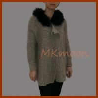 Wholesale Racoon fur sweater 714# from china suppliers