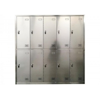 Wholesale Clean Room Laboratory SS 304/316L Cleanroom Garment Cabinet Locker Free Design from china suppliers