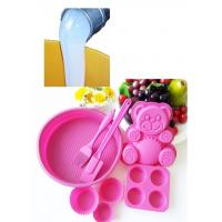Wholesale Fast Setting High Tear Resistance Food Liquid Silicone Rubber For Kitchen Utensils from china suppliers