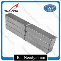 Wholesale Grade N52 Neodymium Bar Magnets +/-0.05mm Tolerance ISO9001 Certificated from china suppliers