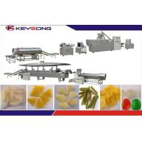 Wholesale Automatic 3D Snack Pellet Production Line Fryums , Pani Puri Machinery from china suppliers
