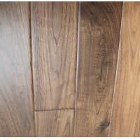Wholesale American Black Walnut Engineered Flooring, handscraped surface from china suppliers
