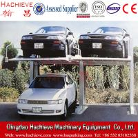 China Hydraulic Two Post Parking Lift & Parking Equipment on sale