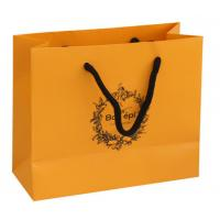 Cheap Custom Printed Luxury retail paper shopping bag Supplier for sale