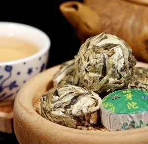 Wholesale Raw Mini Pu-Erh Tuocha Tea , Natural Yunnan Sheng Puerh Tea For Health Benefits from china suppliers