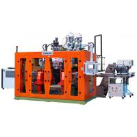 China Child Play Motor Bike HDPE Blow Molding Machine , PET Blow Moulding Machine Double Station for sale