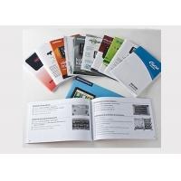 Wholesale 16 Page Color Booklet Printing A4 Brochure Printing Matt Lamination OEM Available from china suppliers
