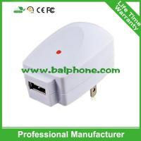 China CE certificated quick charging 2.1A dual usb travel charger Shenzhen Manufacturer on sale