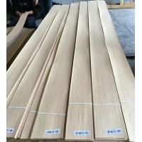 Buy cheap Rift Oak Veneer American White Oak Natural Veneers for Furniture Doors Cabinetry from wholesalers