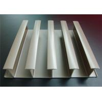 Wholesale High Strength Industrial Aluminium Profile For Loading Container Anti Rust from china suppliers