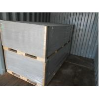 Wholesale Prefab House Calcium Silicate Slab , Eco Friendly Calcium Silicate Wall With ASTMC from china suppliers