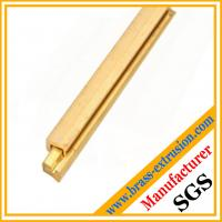Wholesale watch belt copper alloy extrusion profiles sections from china suppliers