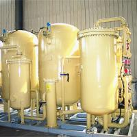 Wholesale 90-95% Purity Psa Oxygen Plant Small Footprint With 0.1-0.4Mpa Pressure Adjustable from china suppliers