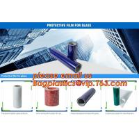 China PE perfortate & printing for pcb packing protective film plastic film die cut,protective film roll pe protective film fo on sale