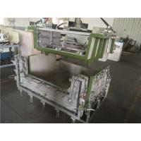 China UG / CAD Software Plastic Rotational Moulding With Full Clamps And Framework for sale