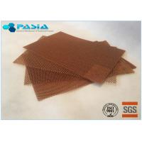 Wholesale High Temperature Resistance Moisture Proof Aramid Honeycomb Core Sheet For Further Carving from china suppliers
