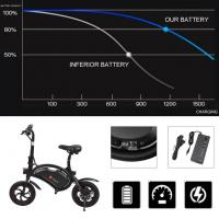 Wholesale Small Foldable Electric Assist Mountain Bike With Lithium Battery Powered from china suppliers
