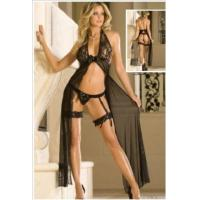Wholesale Women's Sexy Sleepwear Lingerie Intimate Nightdress from china suppliers
