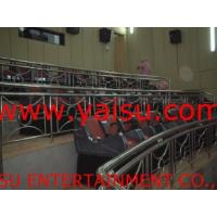 China 067-2004-Hong Kong Park, Jieyang, Guangdong God-4D Motion 20 Seats theater-3D 4D 5D 6D Cinema Theater Movie Motion Chair Seat System Furniture equipment facility suppliers factory for sale