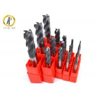 Wholesale Side Face Tungsten Carbide Cutting Tools Flat Metal Cutting End Mills 90° Angle from china suppliers
