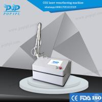 China Co2 Laser Resurfacing machine from POPIPL with CE approval RF excited Portable design Frac on sale