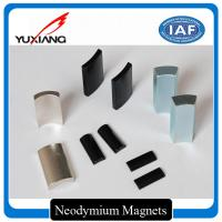 Rare Earth Motor Custom Made Magnets Arc NdFeb Magnets For Cleaning Machine for sale