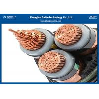 Wholesale 0.6/1kV XLPE Insulated Cables /  PVC Sheathed Power Cable(N2XY/NA2XY) (CU/XLPE/LSZH/DSTA) from china suppliers