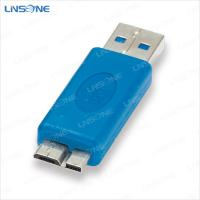 Wholesale USB 3.0 AM to micro B USB Adapter from china suppliers