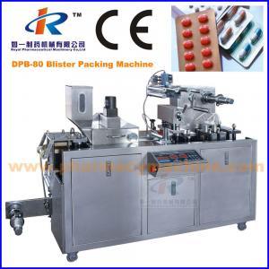 DPB-80 Automatic Blister Packing Machine