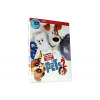 China The Secret Life of Pets 2 DVD Movie Action Adventure Comedy Series Movie DVD For Family Kids for sale
