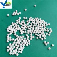 Wholesale Chinese alumina ceramic platinum oxide catalyst carrier beads from china suppliers