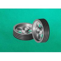 China Ceramic Coating A356 Aluminum Groove Pulley compact With Four Groove on sale