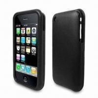 Wholesale Leather Case for iPhone 3G, Direct Access to Contol Buttons from china suppliers
