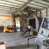 Best Steel Spinner Hanger Shot Blasting Machines For Surface Cleaning / Descaling wholesale
