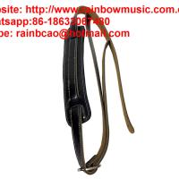 China customer design High quality leather guitar straps belts musical instruments guitar parts from China for sale