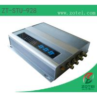 Wholesale UHF RFID 4 Channel Reader with Impinj R2000 Chip,Can connect to 4 TNC port antenna from china suppliers