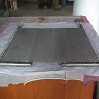 China Titanium anode used for Sodium Hypochlorite Generator for electrolysis anode for boiler platinum plated titanium anode on sale