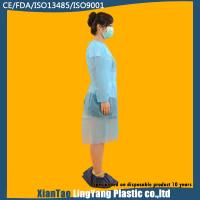 Wholesale Waterproof Disposable Isolation Gowns Infection Control Medical Clothing from china suppliers