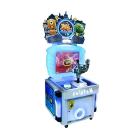 Wholesale Video Games Coin Pusher Kids Arcade Machine from china suppliers