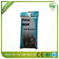 Wholesale polishing steel wool roll factory price on sales from china suppliers