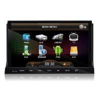 Wholesale Double DIN Android 2.3 Car PC , Universal Indash 2 DIN Touch Screen Monitor Car DVD DV  from china suppliers