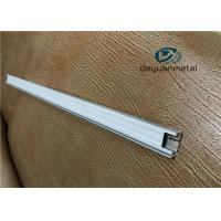 Wholesale 6 Inch Length Aluminum Alloy Profiles With Punching Deep Processing from china suppliers
